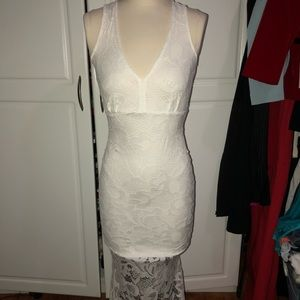Nasty Gal (wyldr) lace dress